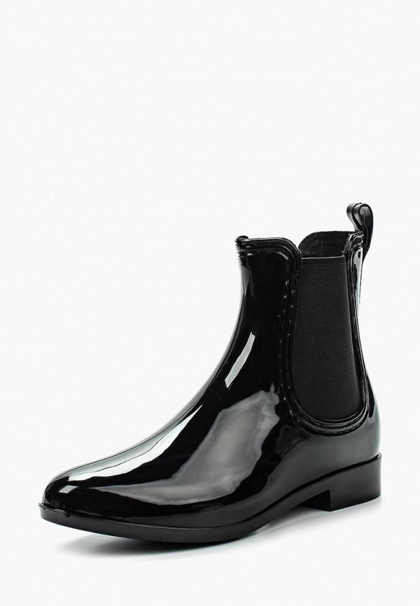 Резиновые полусапоги Ideal Shoes Ideal Shoes ID005AWFXW00