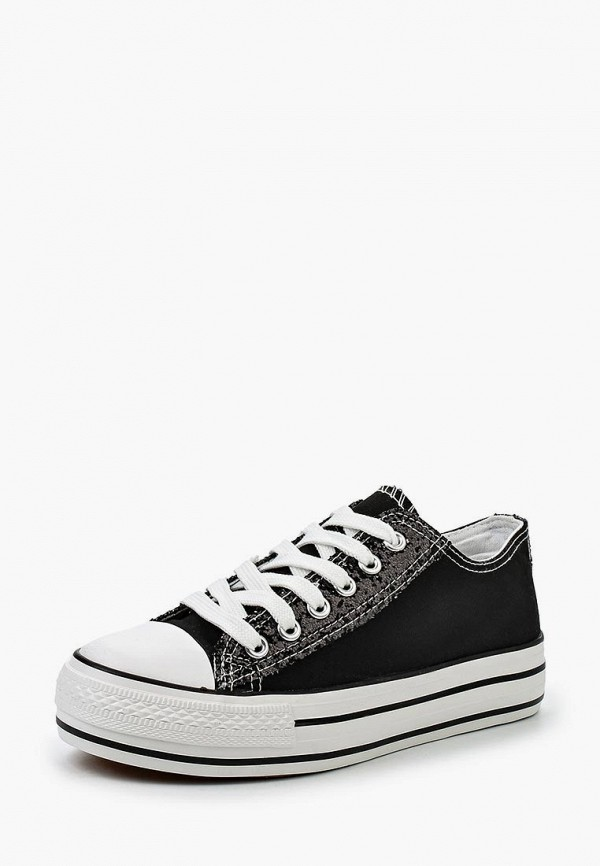 Кеды Ideal Shoes Ideal Shoes ID005AWHML25 кеды ideal shoes ideal shoes id005awsbf35