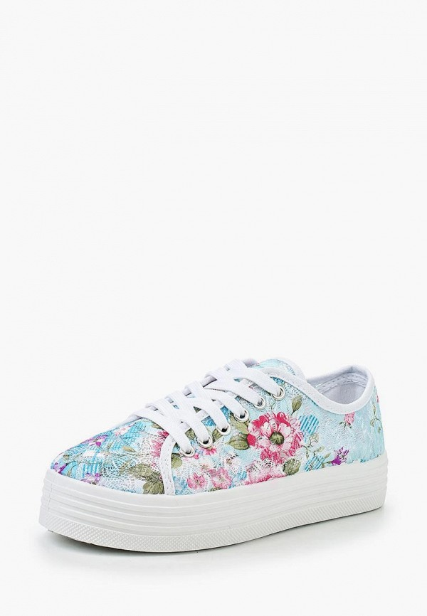 Кеды Ideal Shoes Ideal Shoes ID005AWHML32 кеды ideal shoes ideal shoes id005awsbf35