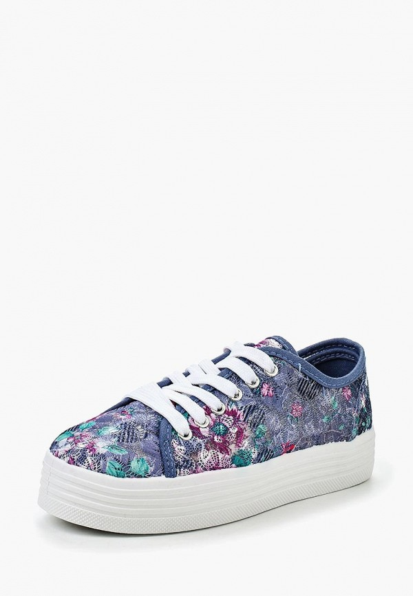 Кеды Ideal Shoes Ideal Shoes ID005AWHML33 кеды ideal shoes ideal shoes id005awsbf35