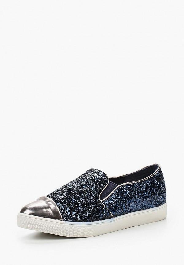 Купить Слипоны Ideal Shoes, id005awhml71, синий, Весна-лето 2016