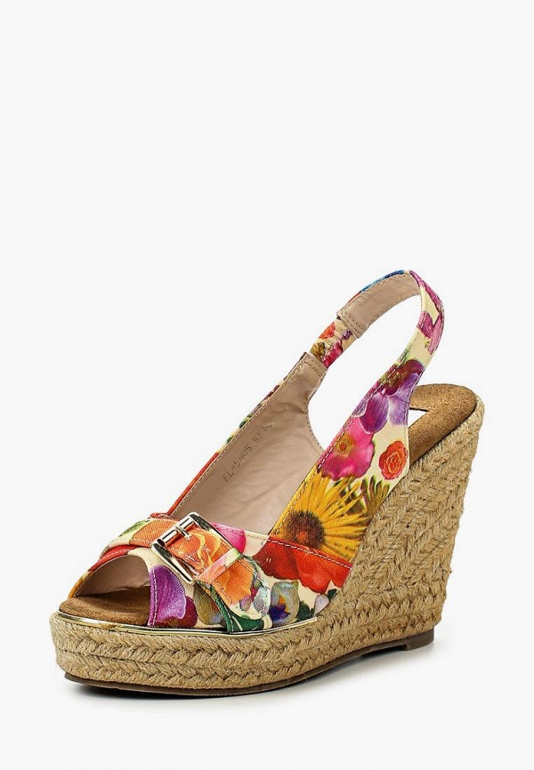 Босоножки Ideal Shoes Ideal Shoes ID005AWIER60
