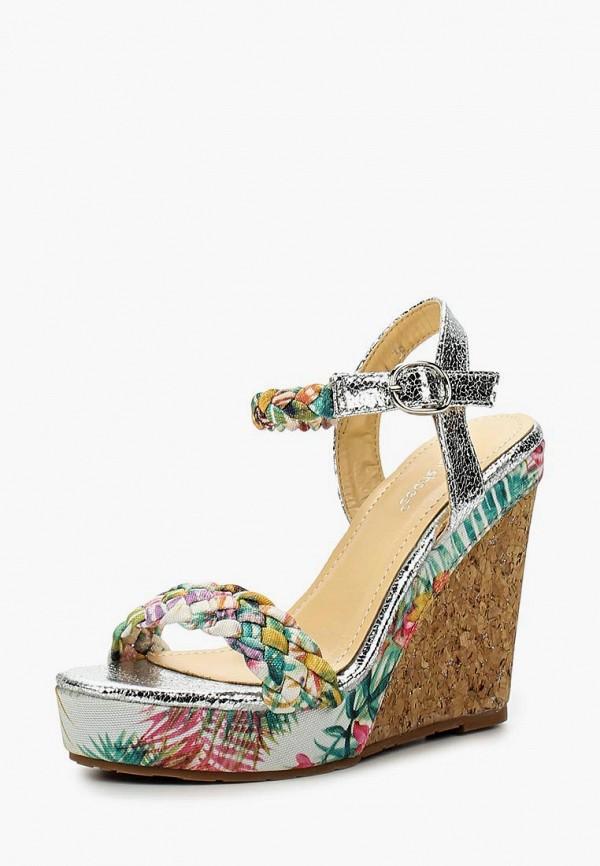 Купить Босоножки Ideal Shoes, id005awier86, разноцветный, Весна-лето 2016