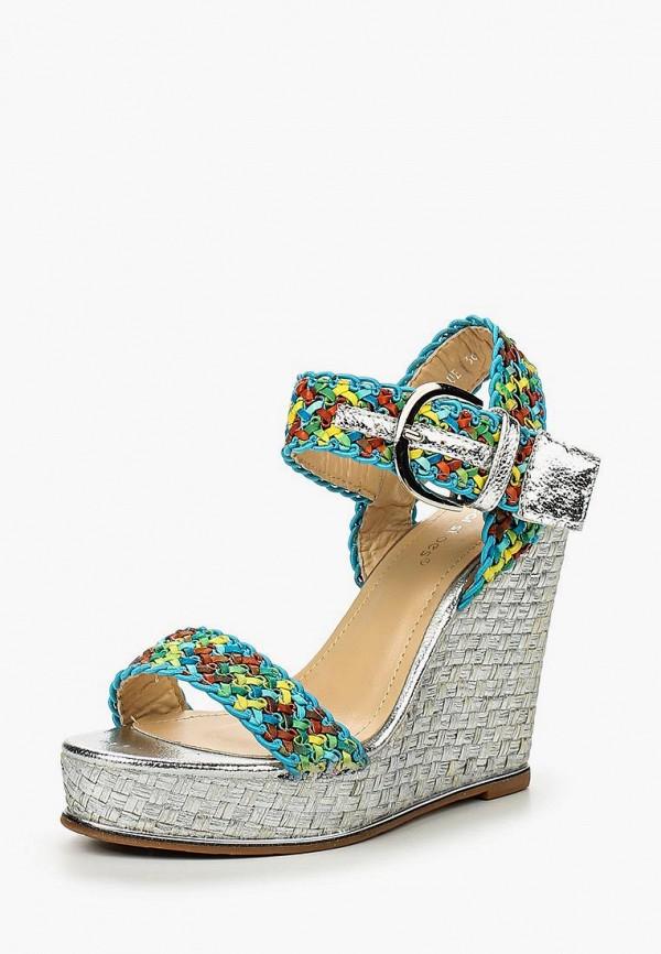 Купить Босоножки Ideal Shoes, id005awioy27, разноцветный, Весна-лето 2016