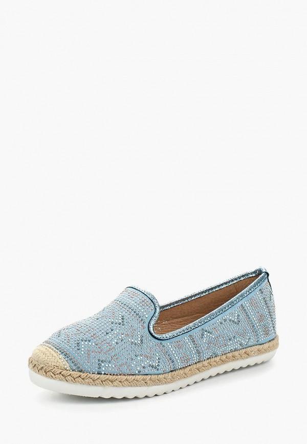 Купить Эспадрильи Ideal Shoes, id005awsbe65, голубой, Весна-лето 2017