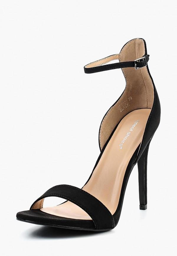 Купить Босоножки Ideal Shoes, id005awtov38, черный, Весна-лето 2017