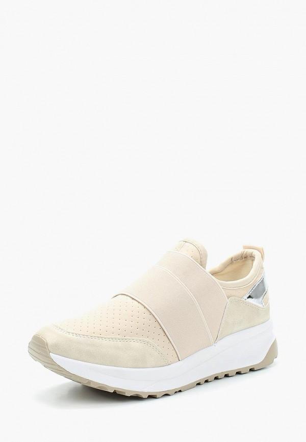 Купить Кроссовки Ideal Shoes, id007awapmq1, бежевый, Весна-лето 2018