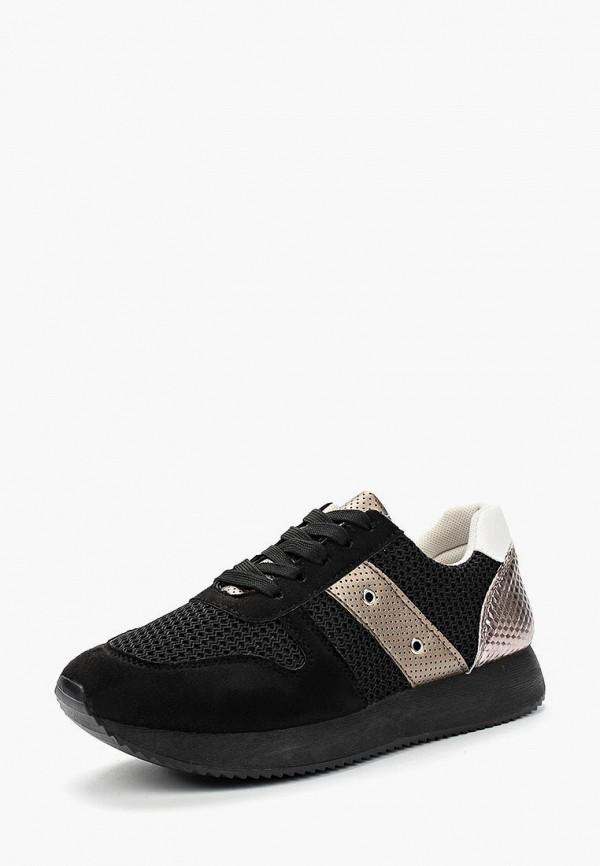 Купить Кроссовки Ideal Shoes, id007awbadg8, черный, Весна-лето 2018