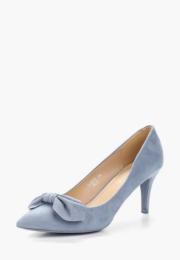 Купить Туфли Ideal Shoes, id007awbadi2, синий, Весна-лето 2018