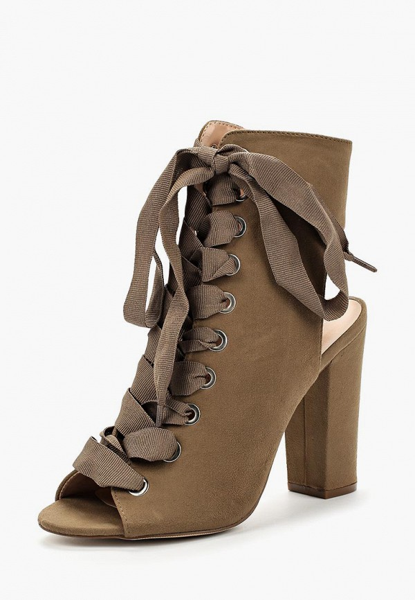 Ботильоны Ideal Shoes Ideal Shoes ID007AWBADL5 ботильоны ideal shoes ideal shoes id007awcmkw9