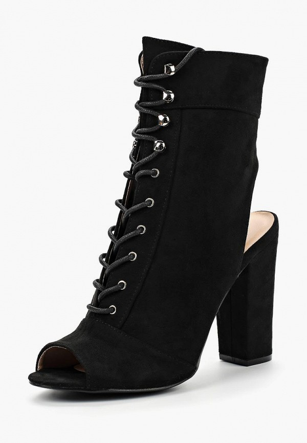Ботильоны Ideal Shoes Ideal Shoes ID007AWBADL9 ботильоны ideal shoes ideal shoes id007awyra44