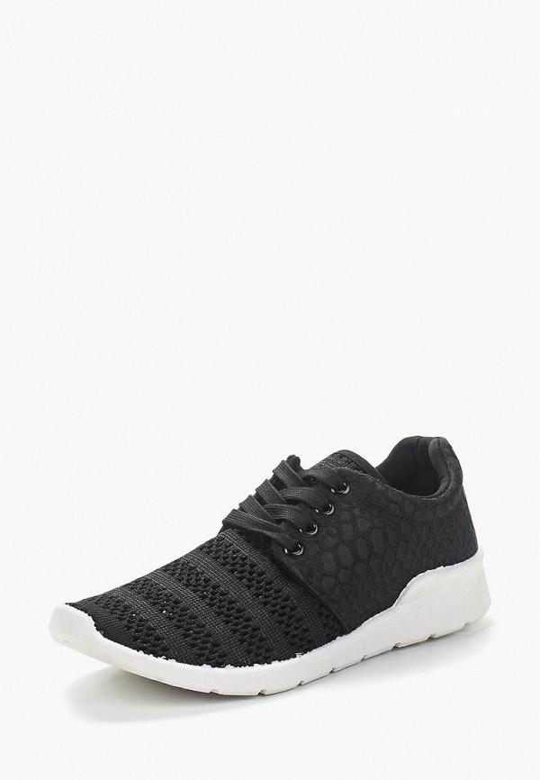 Купить Кроссовки Ideal Shoes, id007awbapz8, черный, Весна-лето 2018