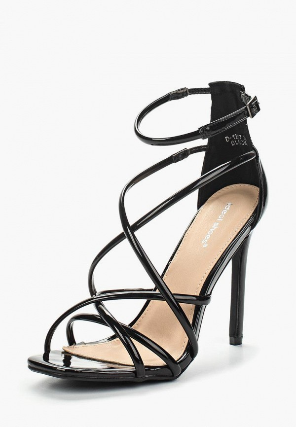 Босоножки Ideal Shoes Ideal Shoes ID007AWBERI6 босоножки old beijing cloth shoes 2015