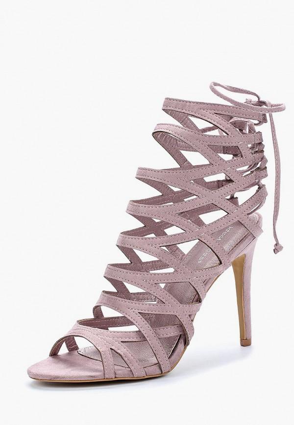 Купить Босоножки Ideal Shoes, id007awberj1, розовый, Весна-лето 2018