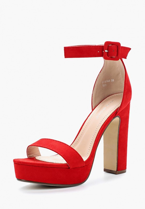 Босоножки Ideal Shoes Ideal Shoes ID007AWBERK2