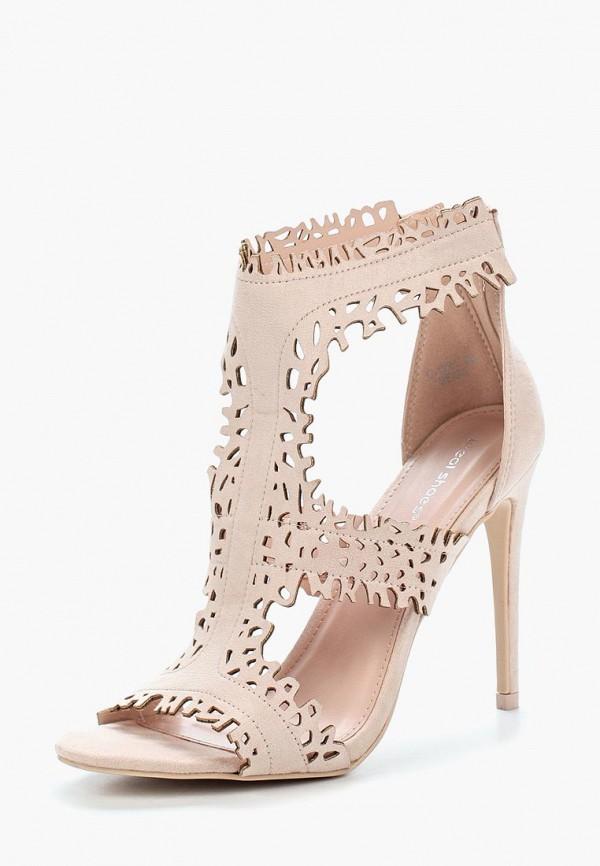Босоножки Ideal Shoes Ideal Shoes ID007AWBGNA4 балетки ideal shoes ideal shoes id007awapmp2