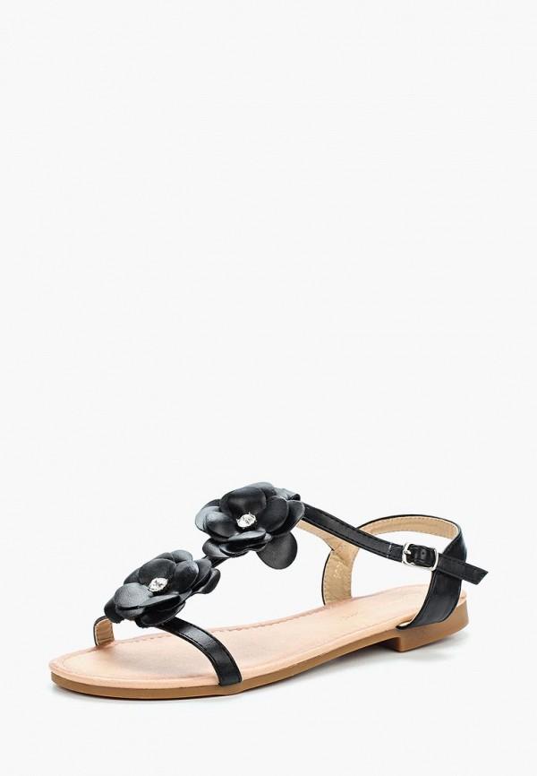 Купить Сандалии Ideal Shoes, id007awboth7, черный, Весна-лето 2018