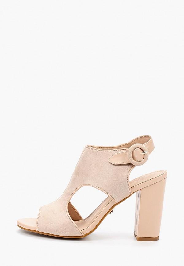 Купить Босоножки Ideal Shoes, id007awbotj4, бежевый, Весна-лето 2018