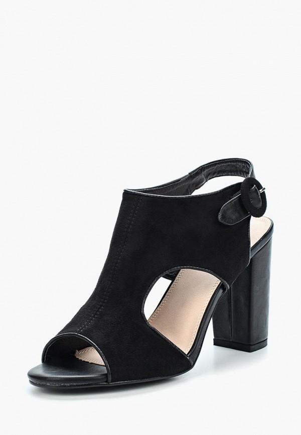 Купить Босоножки Ideal Shoes, id007awbotj5, черный, Весна-лето 2018
