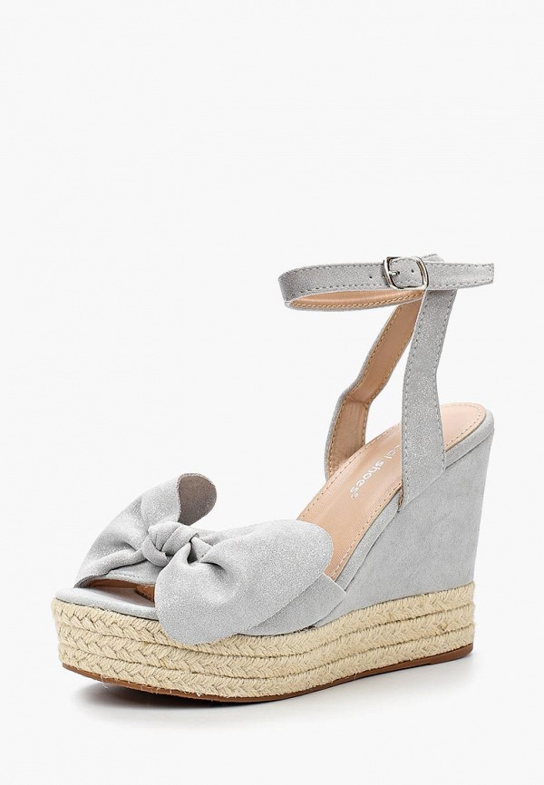 Эспадрильи Ideal Shoes Ideal Shoes ID007AWBOTK4 эспадрильи ideal shoes ideal shoes id007awbqaf3