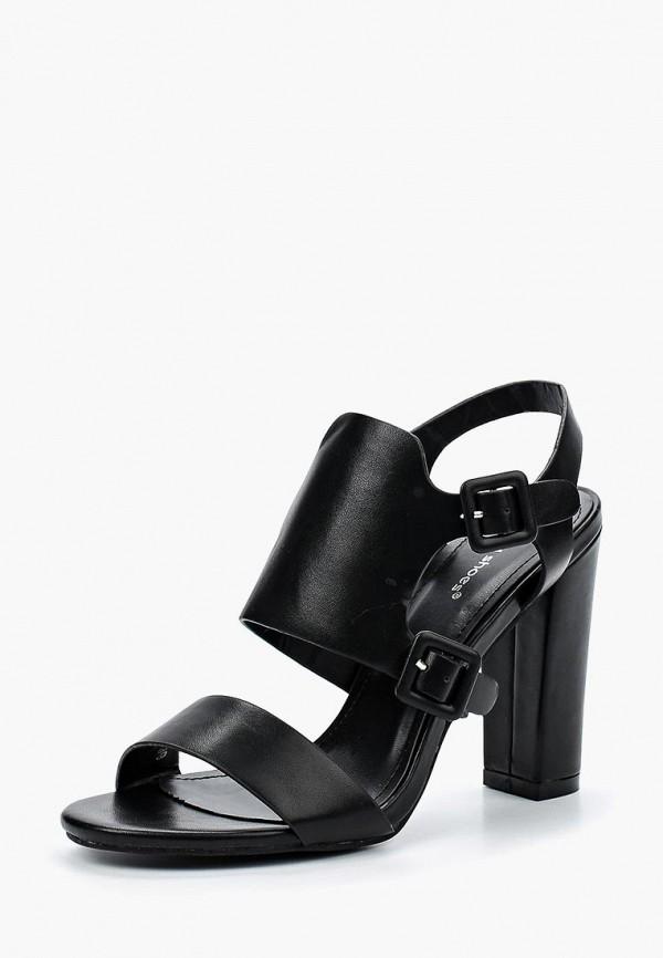 Купить Босоножки Ideal Shoes, id007awbotl5, черный, Весна-лето 2018