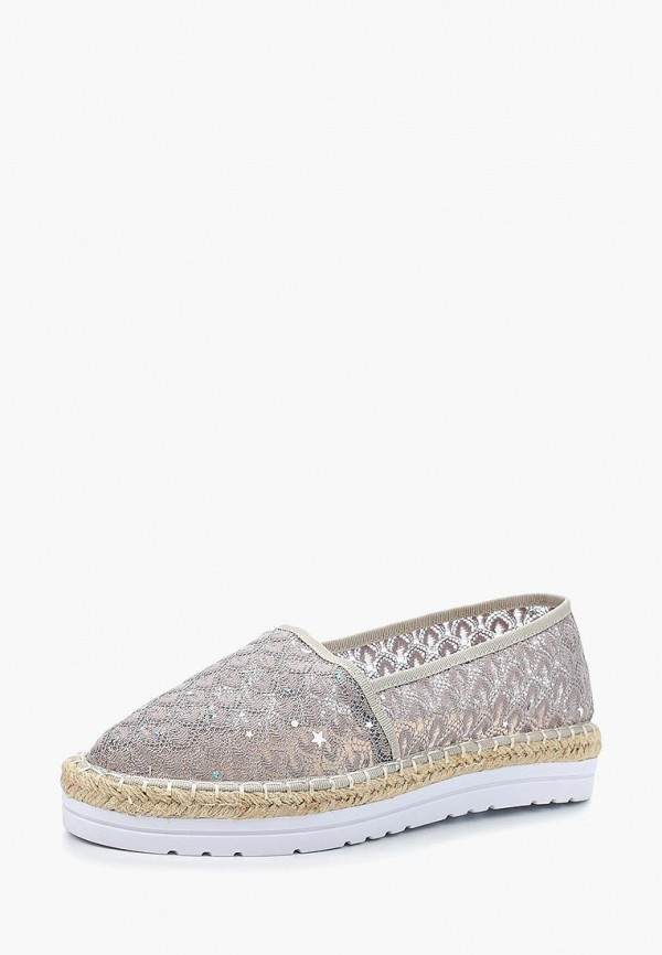 Эспадрильи Ideal Shoes Ideal Shoes ID007AWBOTM3 эспадрильи ideal shoes ideal shoes id007awbqaf3