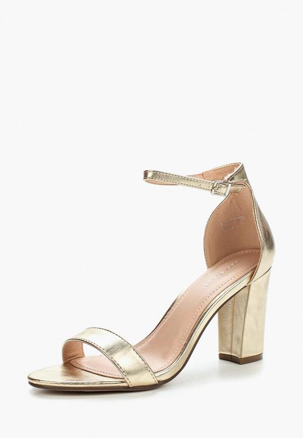 Купить Босоножки Ideal Shoes, id007awbotn4, золотой, Весна-лето 2018