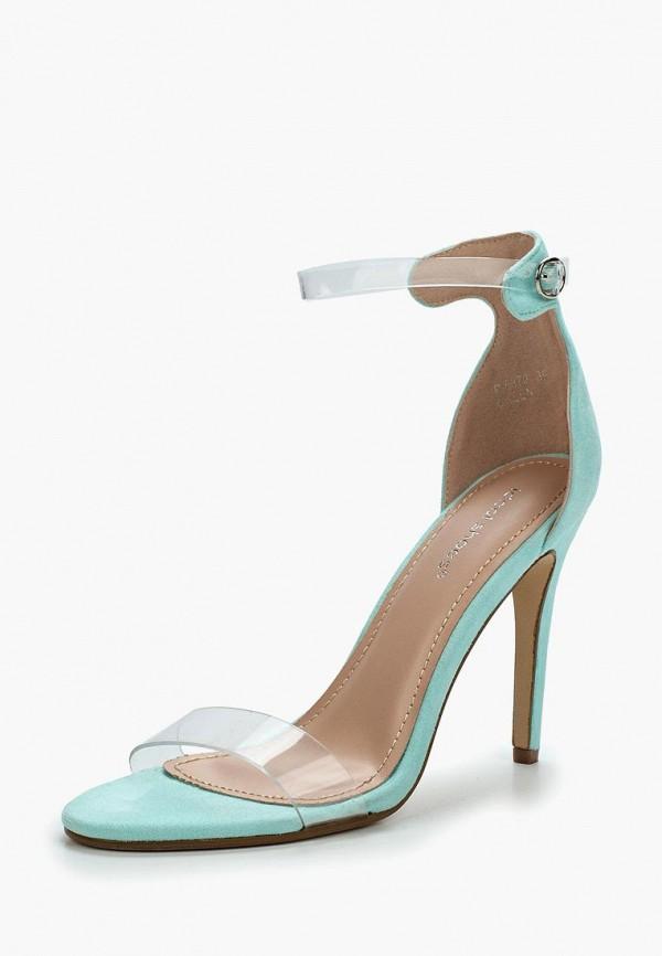 Купить Босоножки Ideal Shoes, id007awboto0, прозрачный, Весна-лето 2018