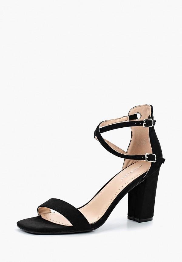 Купить Босоножки Ideal Shoes, id007awbotp0, черный, Весна-лето 2018