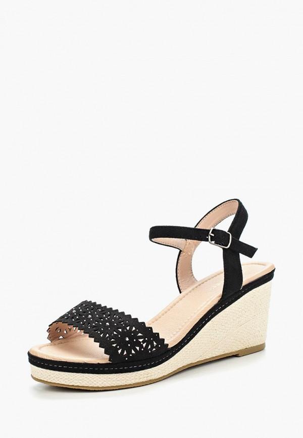 Купить Эспадрильи Ideal Shoes, id007awbotp5, черный, Весна-лето 2018