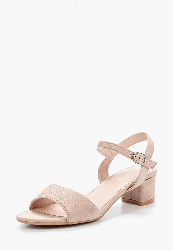 Купить Босоножки Ideal Shoes, ID007AWBQAD7, бежевый, Весна-лето 2018