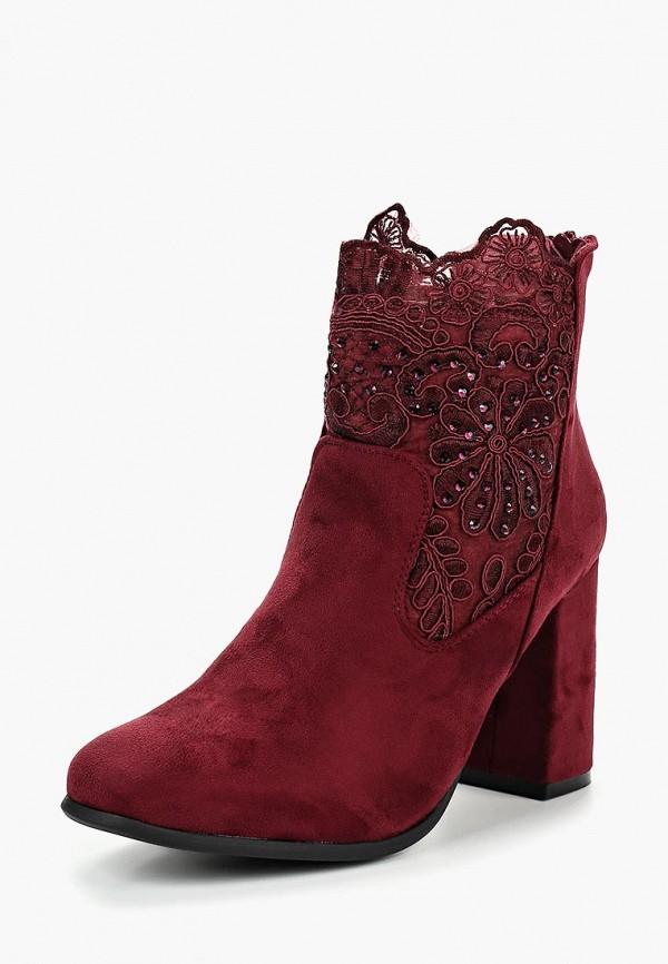 Ботильоны Ideal Shoes Ideal Shoes ID007AWCBGR0 ботильоны ideal shoes ideal shoes id005awvug73