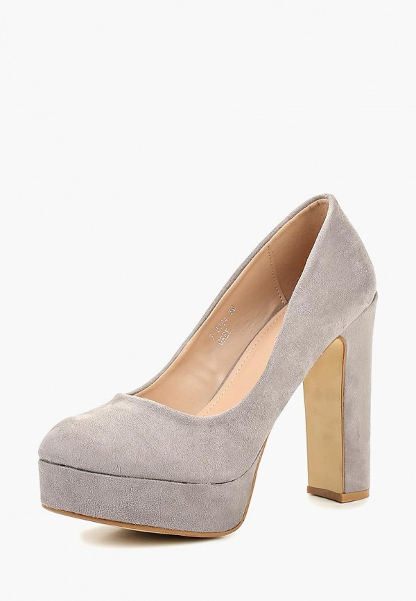 Фото - Туфли Ideal Shoes Ideal Shoes ID007AWCMKY3 women high heel shoes platform pumps woman thin high heels party wedding shoes ladies kitten heels plus size 34 40 41 42 43