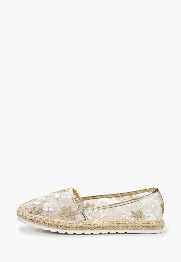 Эспадрильи Ideal Shoes Ideal Shoes ID007AWFDYT9 эспадрильи ideal shoes ideal shoes id007awbotp5