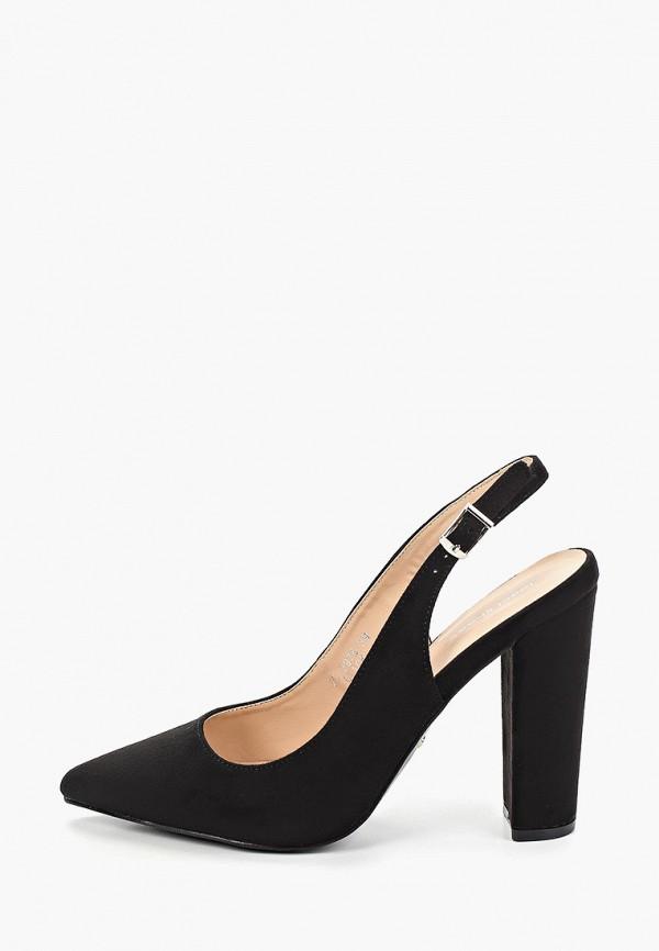 Фото - женские туфли Ideal Shoes черного цвета