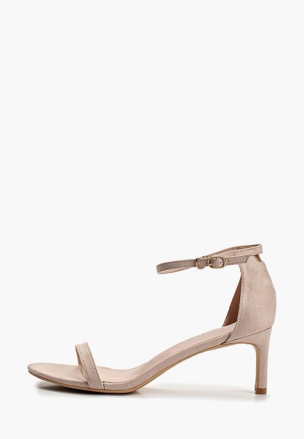 Купить Босоножки Ideal Shoes, id007awfdyv5, бежевый, Весна-лето 2019