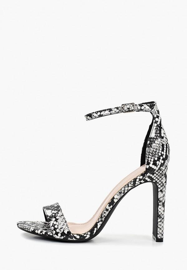 Фото - женские босоножки Ideal Shoes черного цвета