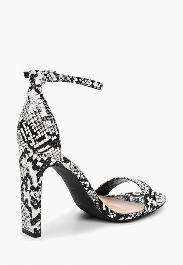 Фото 3 - женские босоножки Ideal Shoes черного цвета