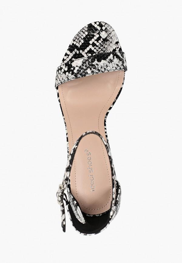Фото 4 - женские босоножки Ideal Shoes черного цвета