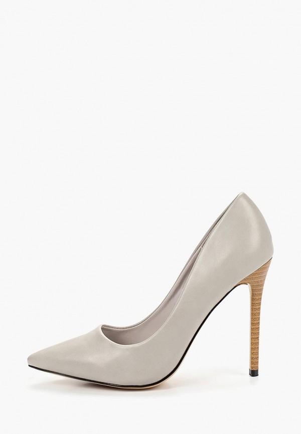 Купить Туфли Ideal Shoes, id007awfezs8, серый, Весна-лето 2019