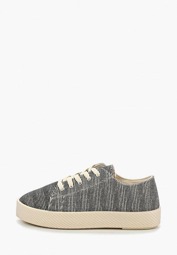 женские ботинки ideal shoes, серые