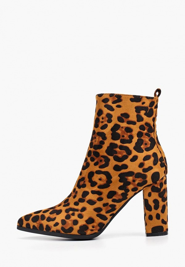Ботильоны Ideal Shoes Ideal Shoes ID007AWGGXJ8