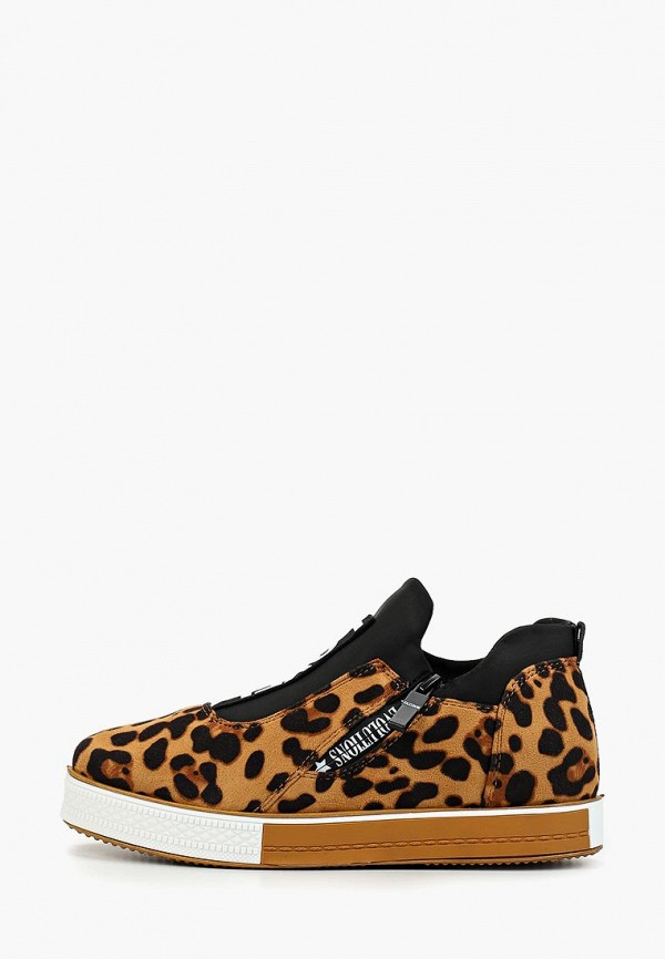 Кеды Ideal Shoes Ideal Shoes ID007AWGGXO2