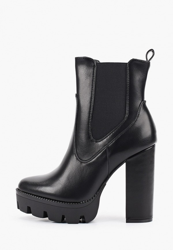 Ботильоны Ideal Shoes Ideal Shoes ID007AWGPBK2