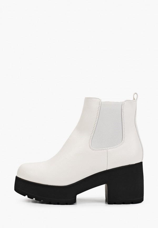 Ботильоны Ideal Shoes Ideal Shoes ID007AWGPBL6