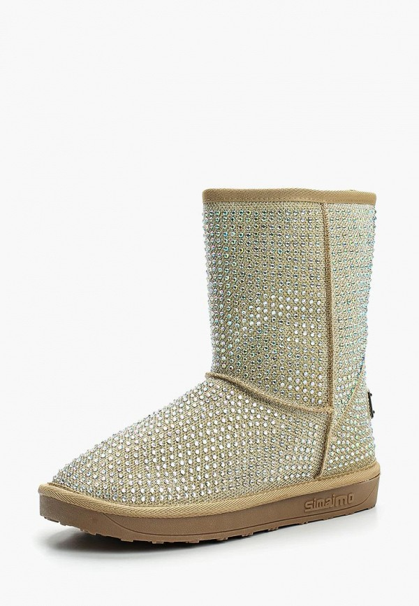 Полусапоги Ideal Shoes Ideal Shoes ID007AWWEI26