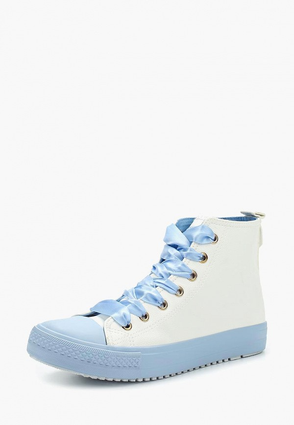 Кеды Ideal Shoes Ideal Shoes ID007AWWEI63 кеды ideal shoes ideal shoes id005awsbf35