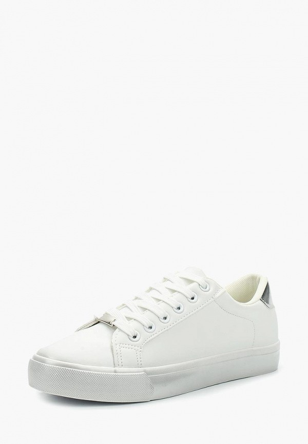 Кеды Ideal Shoes Ideal Shoes ID007AWWEI71 босоножки ideal shoes ideal shoes id007awbpzz8