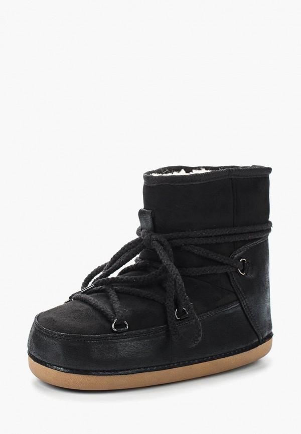 Купить Луноходы Ideal Shoes, ID007AWXYV53, черный, Осень-зима 2018/2019