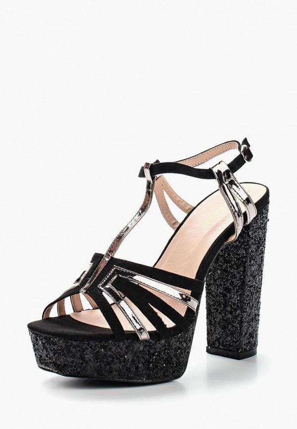 Купить Босоножки Ideal Shoes, id007awzqq36, черный, Весна-лето 2018